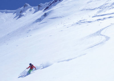 Séjour randonnée à ski en Clarée avec l'ESF Névache et l'Échaillon