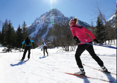 Séjour tout compris ski de fond avec ESF à l'hôtel l'Échaillon